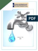 Agua Potable Sanitaria
