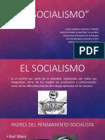 Exposición Socialismo, Economía