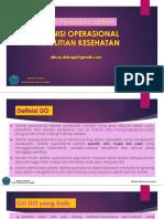 4. Definisi Operasional 4 Mei 2017