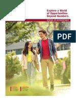 SMU School of Accountancy Brochure