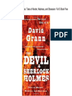 The Devil and Sherlock .pdf