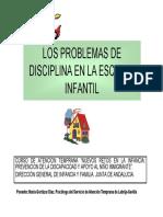Problemas de disciplina en el aula.pdf