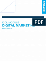 Digital Marketing Training Syllabus ICDL – AcademySID