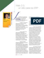 Web 2.0, Un Reto Para Los ERP