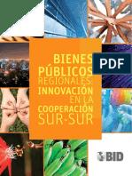 Bienes Publicos Regionales 2014-Integracion y Comercio