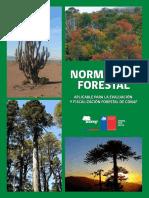 Libro Normativa Forestal 2016