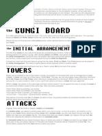 Rules of Gungi