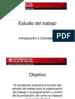I. Introduccion al Estudio del trabajo.ppt