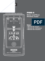 PRM 6 Manual