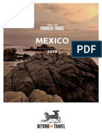 Beyond Travel Mexico 2018