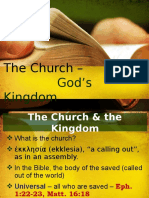 Church as Kingdom