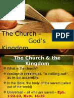 Church as Kingdom
