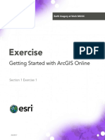 4 - Section1Exercise1-GettingStartedWithArcGISOnline