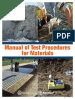Test Procedures Manual 2015