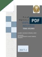 Ciclones Final.doc