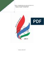 Peraturan Pertandingan Turnamen Bola Voli Piala Pasundan 2017