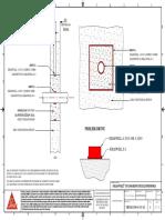 Profil Za Brtvljenje Swell-A 106 Prodor Cijevi Zid