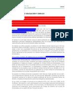 Orden 30-6-2017 Convocatoria Formación Desempleados