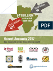 Honest Accounts 2017 - How the world profits from Africa's wealth