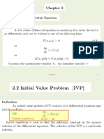 Variable Separable
