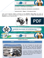"SlideDoc.es-stage 1- ""My Visit to the Fair"" - Etapa 1- ""Mi Visita a La Feria"""