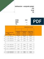 Cálculo Mecánico Estructuras RBT
