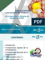 Investigación de Accidentes e Incidentes - ALFA3 - Corta - SG-SST_ Lunes, 28-Septiembre-2015