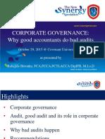 Accounting-Good Accountant, Bad Audit by Babajide Ibironke