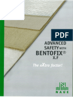 Brochure - BENTOFIX Geosynthetic Clay Liners