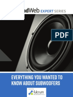 PSW Bass WP Fulcrum 1/2