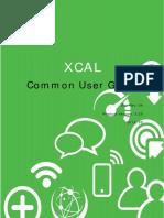 XCAL Common User Guide v3.2 (Rev4)