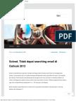 Solved Tidak dapat searching email di Outlook 2013  thyspir.pdf