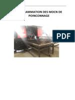 Programmation CNC