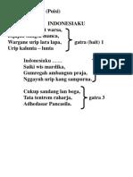 Bahasa Jawa Ujian
