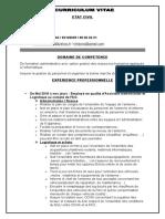 Curriculum Vitae Rimhoudal