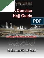 A Concise Hajj Guide by Najeeb Qasmi