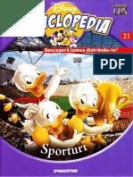 Nr. 23 - Sporturi