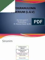 LIMFOGRANULOMA VENERIUM-