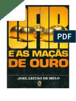 OFIR e as Maças de Ouro - Joel Leitao de Melo