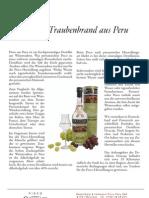 Pisco Ocucaje, allgemeine informationen