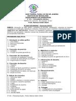 IT 174 - Programa