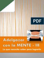Adelgazar Con La MENTE-III