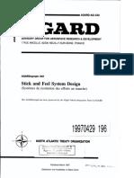 ASGARD ADA324124 Stick and Feel System Design