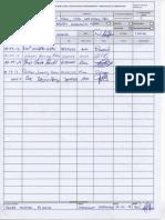 Registro de Capacitaciones Ambientales