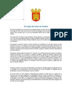 El Origen Del Reino de Castilla