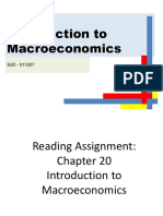 Introduction To Macroeconomics Pdf