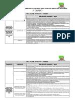 Matriz Competencias Capacidades e Indicadores Cta 5º Grado
