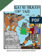 Arqueología Del Horizonte Medio Terminado Qolla Tiwanaku