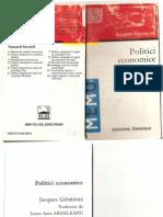 Politici Economice 1