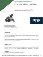 Cámara para visualizar gas óptico especialmen SF6 y amoniaco GF306 (2).pdf